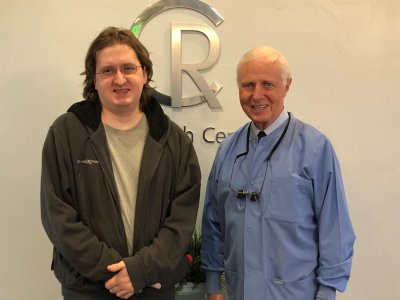 Dr. Gordon Christensen and Jared