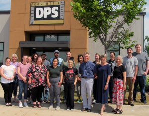 Dental Prosthetic Services Group Photo
