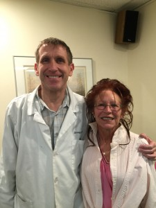 Dr. Jeff Lodl and Susan